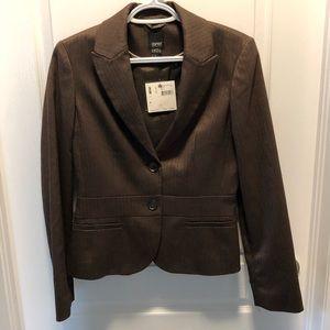 Esprit brown blazer